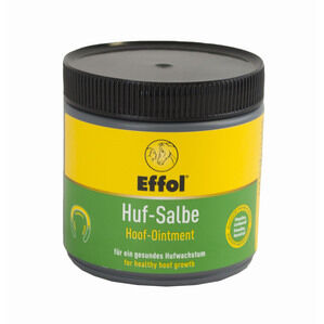 Effol Hoof Ointment Black - 500ml