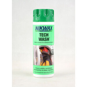 Nikwax Tech Wash Waterproof Cleaner - 300ml