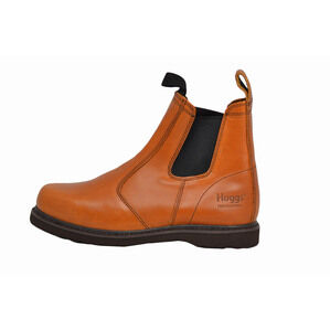 Hoggs of Fife Orion Non-Safety Dealer Boots - Golden Tan