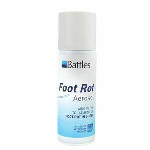 Battles Foot Rot Aerosol - 150g