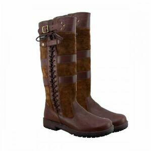 Kanyon Yew Ladies Leather Riding Boots