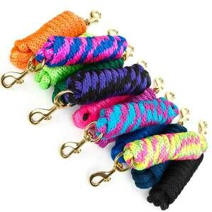 Hy Pro Lead Rope - Various Colours