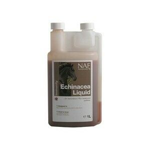 NAF Echinacea Liquid For Horses - 1L