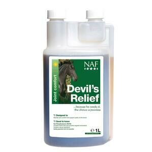 NAF Devil\'s Relief Equine Joint Supplement