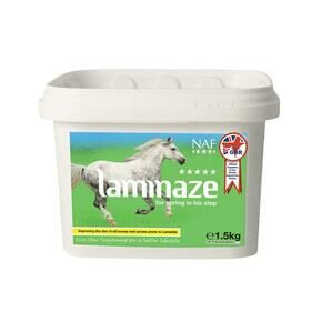 NAF Five Star Laminaze For Horses - 750g