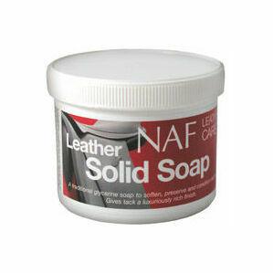 NAF Leather Solid Soap - 450g