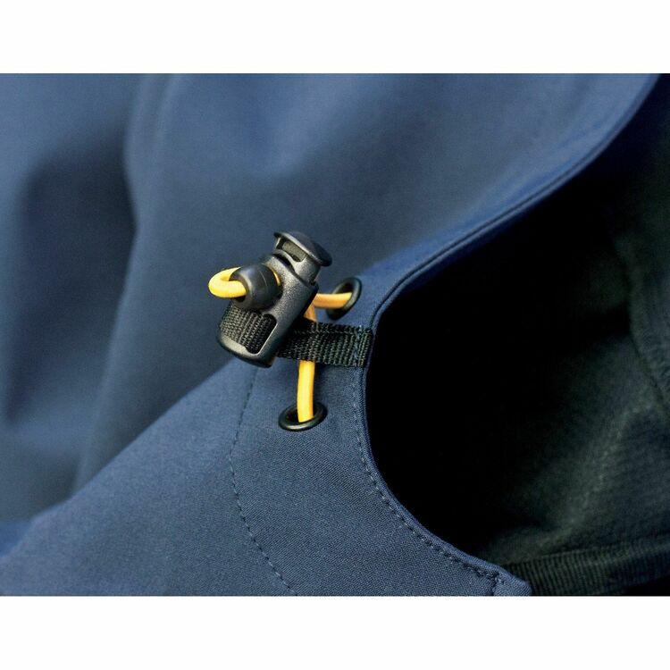 Hooded Soft Shell Jacket Caterpillar Capstone