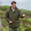 Hoggs Of Fife Sportsman Waterproof Fleece Shooting Jacket additional 4