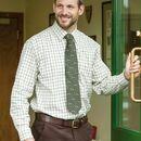 Hoggs Of Fife Ambassador Premier Tattersall Check Shirt additional 4