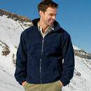 Hoggs Of Fife Bute Fleece Jacket - Navy additional 2