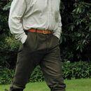 Hoggs of Fife Moleskin Shooting Breeks - Dark Olive additional 2