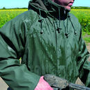 Castle Clothing Fleece Lined Jacket - Green additional 3