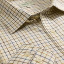 Hoggs of Fife Pure Cotton Tattersall Check Shirt additional 2