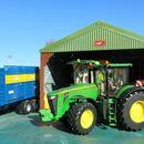 Britains John Deere 8400R Tractor 43174 additional 3