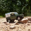 Britains Land Rover Defender 90 With Canopy - Green additional 2