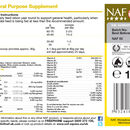 NAF General Purpose Supplement For Horses additional 2