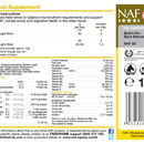 NAF Veteran Supplement additional 2