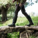 Muck Boots Arctic Outpost Tall Wellington Boots in Moss additional 2