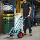 HD Sack Truck With Wheel Guards - GI702R additional 2