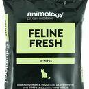 Animology Feline Fresh Cat Wipes - 20 Wipes additional 1
