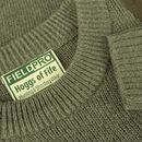 Hoggs Melrose Junior Hunting Pullover - Soft Marled Green additional 3