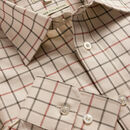 Hoggs Of Fife Laird Premier Tattersall Shirt additional 1
