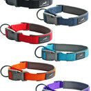 MIRO&MAKAURI Padded Nylon Dog Collars (20mm 35-40cm) additional 1