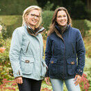 Baleno Ascot Ladies Jacket in Navy additional 2
