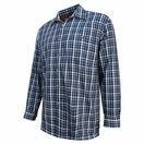 Hoggs of Fife Bark Micro-fleece Lined Shirt additional 1
