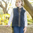 Baleno Wizz Childrens Waistcoat Gilet - Burgundy 809B additional 2