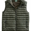 Hoggs Of Fife Craigmore Quilted Gilet - Khaki additional 3