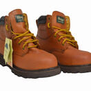 Hoggs of Fife Tornado WSL - Golden Tan Mid-Weight Safety Boots additional 2