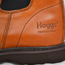 Hoggs of Fife Orion Non-Safety Dealer Boots - Golden Tan additional 3