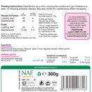 NAF Biotics additional 2
