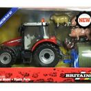 Britains Massey Ferguson 5612 Build Your Farm Set - 43205 additional 1