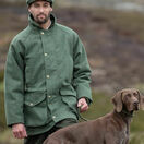 Helmsdale Waterproof Tweed Shooting Jacket - Green additional 2