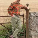 Hoggs of Fife Men\'s Moleskin Jeans in Lovat additional 1