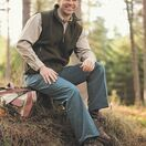 Hoggs of Fife Bushwhacker Pro Unlined Trousers in Spruce additional 1