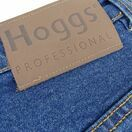 Hoggs of Fife Men\'s Comfort Fit Jeans in Dark Stonewash additional 5