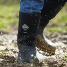 Muck Boots Chore Classic Tall Wellington Boots in Black additional 10