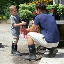 Muck Boots Chore Classic Short Wellington Boot in Black additional 8
