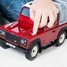 Britains Land Rover Defender Model Toy 1:16 - Red additional 4