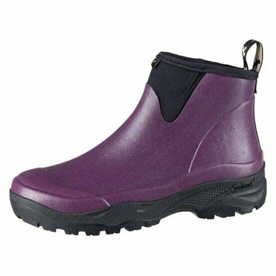 """Seeland Rainy Lady 6.5""""  Wellington Boots - Dark Purple"""