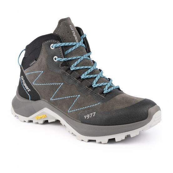 GRS Footwear Lady Terrain Walking Boot - Grey
