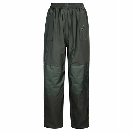 Hoggs Of Fife King Waterproof Over-Trousers - Green