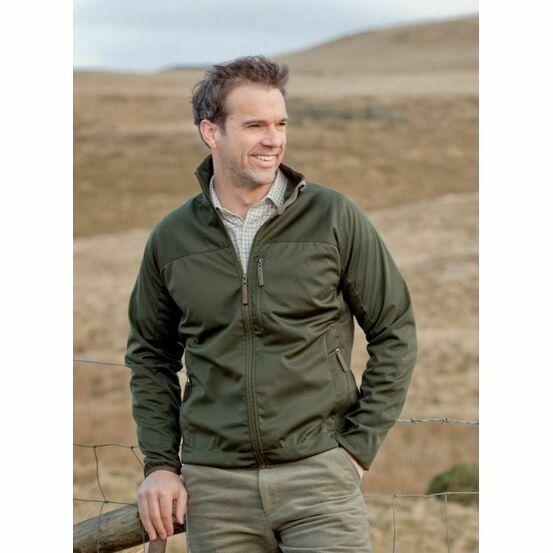 Hoggs Of Fife Field Pro Softshell Jacket