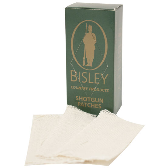 Bisley Shotgun Cleaning Patches - Box of 25