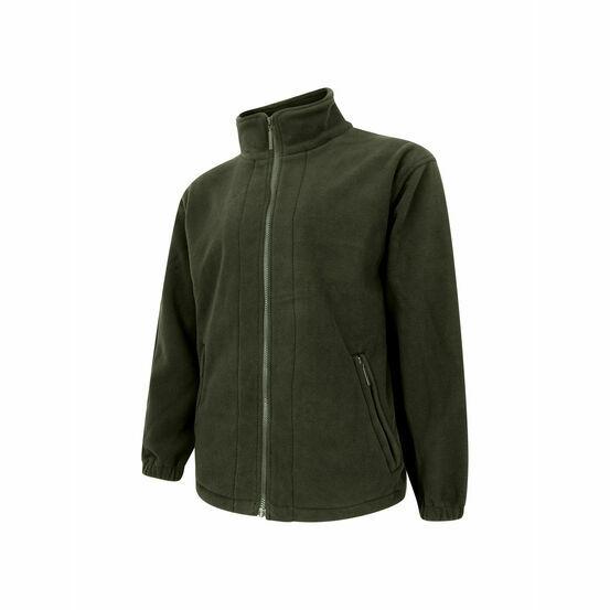 Hoggs Of Fife Bute Fleece Jacket - Green