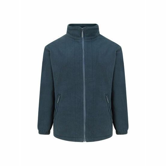 Hoggs Of Fife Bute Fleece Jacket - Navy