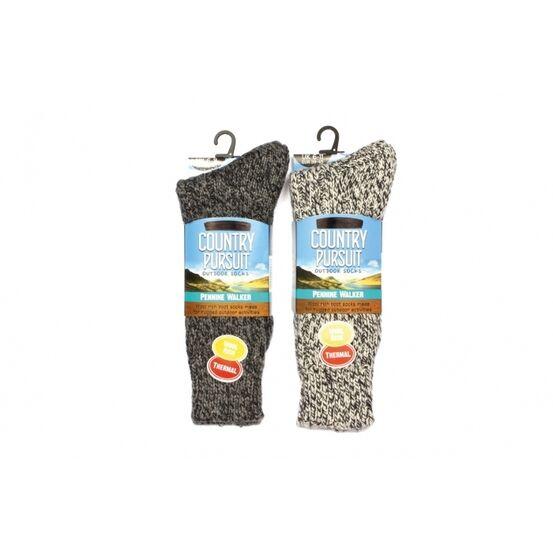 Country Pursuit Thermal Walking Socks